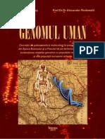 GENOMUL UMAN- Georgeta Cardoş ,Alexander Rodewald