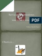 Clases Servicio (1)