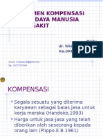 Seminar Kompensasi RS