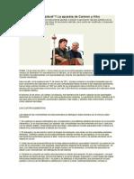 13-01-2012 Plácet o Non Plácet La Apuesta de Carmen y Kiko
