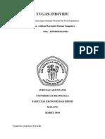 Akuntansi Forensik & Fraud Examination