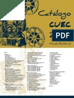 Catalogo Cuec 2013-2014