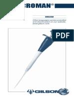 Manual Micromam