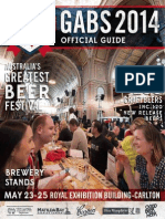 Great Australasian Beer SpecTAPular (GABS 2014 - Official Guide)