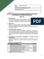 Informe Mensual Abril 2014