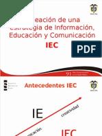 Presentación IEC