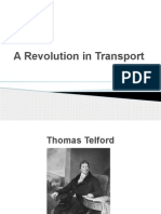 a revolution in transport