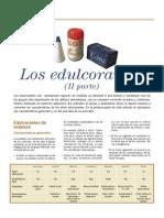 Edulcorantes II