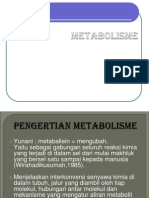 1.Metabolisme