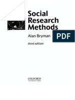 123528803 Bryman Social Research Strategies