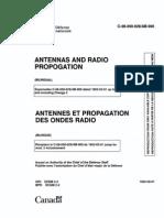 Antenna-Radio Propagation Part 1 - Canadian MIL TM (1992) WW