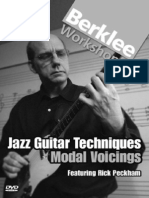 Modal Voicings - Booklet
