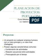 Fundamentos Metodos Pert y Cpm