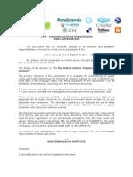 ID²E – International Direct Digital Election