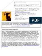 African American Slavery and Agency Journal