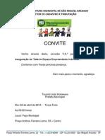 Convite Empreendedor Individual