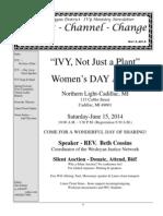 Ivy Newsletter - April 2014