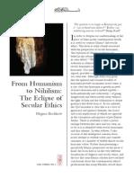 (6) From Humanism to Nihilism - Magnus Bradshaw