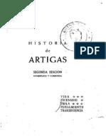 Historia de Artigas Edgardo Ubaldo Genta
