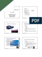 2.008 Design & Manufacturing II