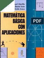 Matematica Basica Con Aplicaciones