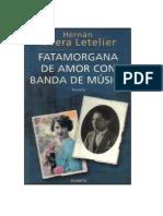 Rivera Letelier Hernan - Fatamorgana de Amor Con Banda de Musica