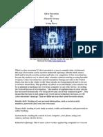 cyber terrorism draft irv alex