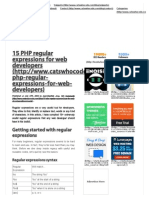 15 PHP Regular Expressions for Web Developers _ CatsWhoCode