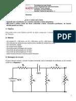 Circuitos Eletricos I Prat Lab03 Teorema Thevenin