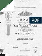 Tangos Sevilla Viejas Ricas