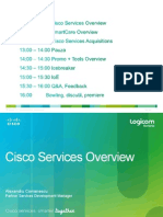 1. Cisco Services - Overview