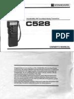 Standard C-528 User Manual