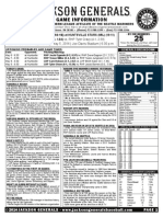 5.5.14 Game Notes at Huntsville