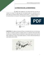 Práctica 2 Cálculo Práctico de La Resistencia II
