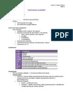 - Modulo 5 - Carcinoma Urotelial