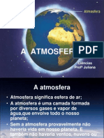 Ar Atmosférico - 6ano