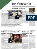 Liberty Newsprint Nov-6-09 Edition