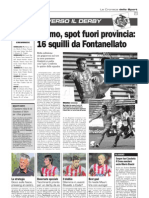 La Cronaca 06.11.2009