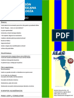 BoletinALAS 20 – Agosto de 2013