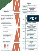 Programa Jornadas Puertas Abiertas 2014