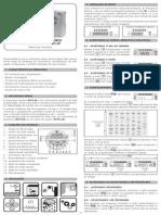 Relógio Programador - c.f.p.