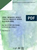 Jovenes, Movimientos y Politicas Publicas