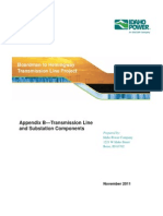 Transmission Line and Substation Components