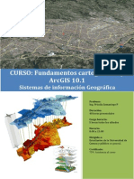 Programa Fundamentos Cartograficos Arcview 10.1 Introd GPS