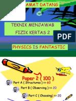 Teknik Menjawab p2 2010aswati