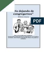 No Dejando de Congregarnos 120405132735 Phpapp02