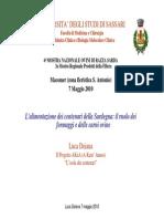 L'Alimentazione Dei Centenari Della Sardegna Il Ruolo Dei Formaggi e Delle Carni Ovine