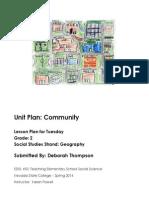 EDEL453 Spring2014 DThompson-unit-plan TUESDAY'