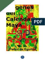 Orígenes Del Calendario Maya