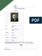 Ernst Kretschmer - date biografice